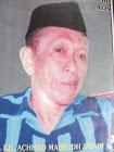 RKH. Ahmad Mahfudz Zayyadi Pengasuh Ketiga PP. Mambaul Ulum Bata-Bata