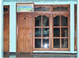 Kantor Biro Keuangan  PP. Mambaul Ulum Bata-Bata