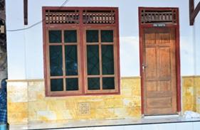 Kantor Dewan Taudzifiyah PP. Mambaul Ulum Bata-Bata