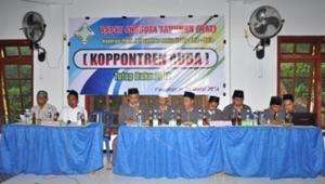 Rapat Anggota Tahunan Koppontren  AUBA
