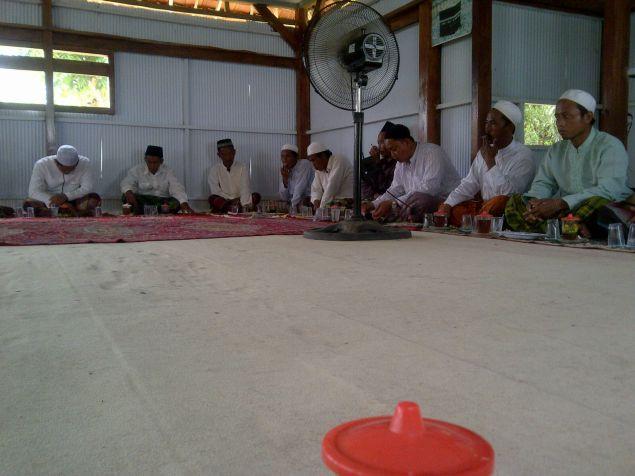 Pertemuan rutin IKABA Pasanggar, Tanjung dan Palengaan Daya. 03/01/2016
