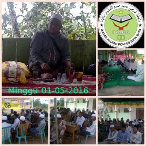 Pertemuan IKABA Pesanggar, Tanjung dan Palengaan Daya