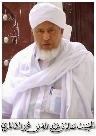 Ribuan Santri Bata-Bata Shalat Ghaib untuk Habib Salim asy-Syathiri